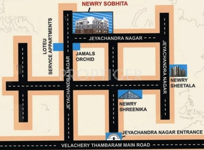 Images for Location Plan of Newry Properties Sobhita