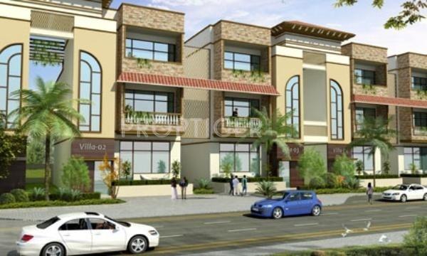 Images for Elevation of Supertech Holiday Village
