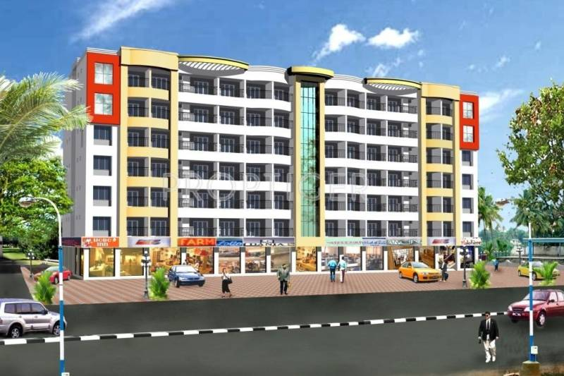 Images for Elevation of Santhi Karthedath Avenue