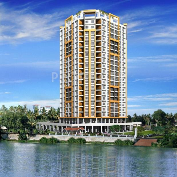 Images for Elevation of Santhi Lotus
