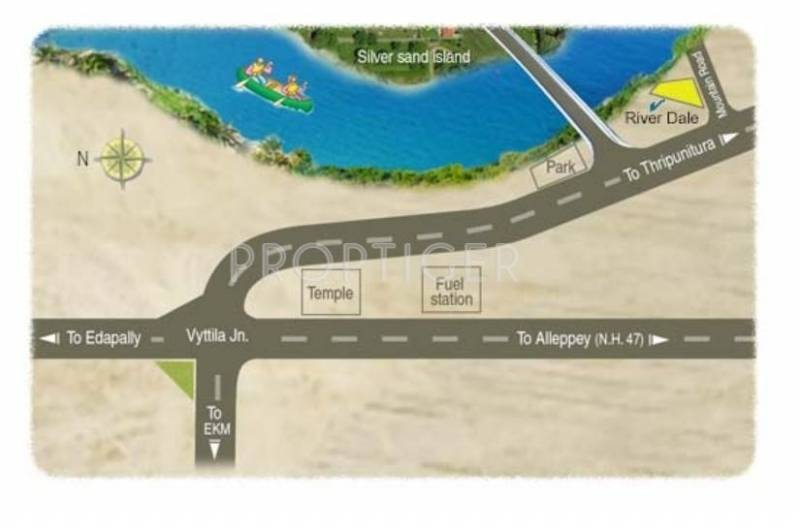 Images for Location Plan of Santhi Riverdale