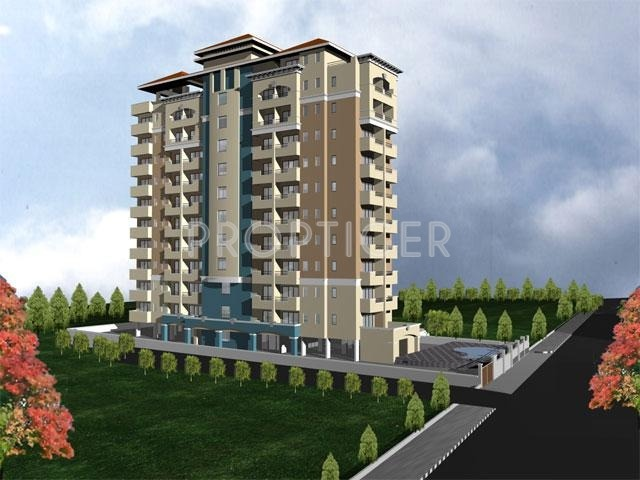 Images for Elevation of Santhi Savera