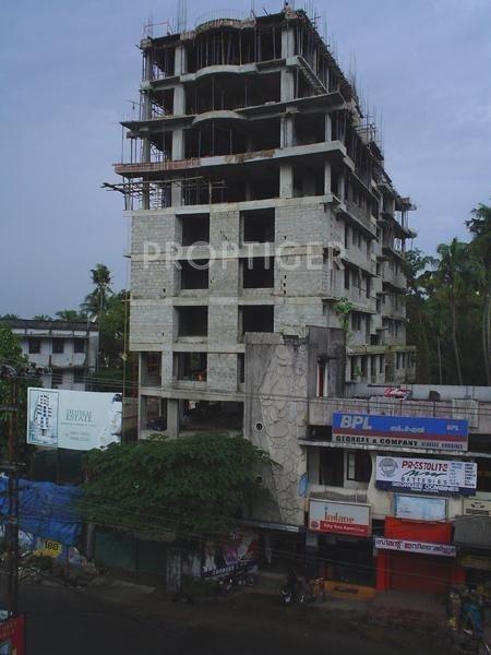 Images for Construction Status of Santhi Thotekat Estate