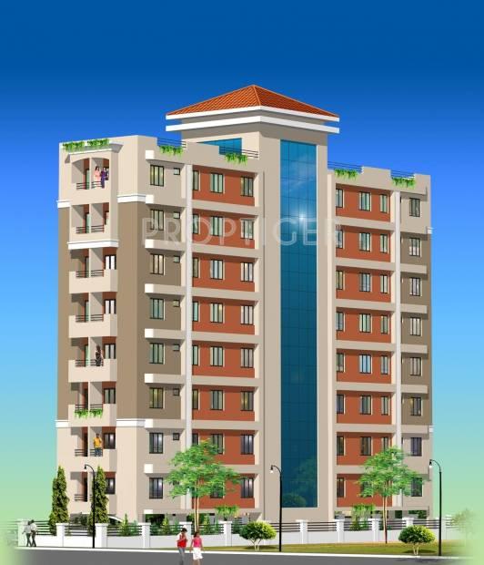 Images for Elevation of Santhi Sreyas