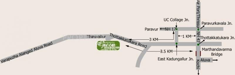 Images for Location Plan of Sunpaul Green Meadows