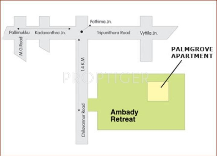 Images for Location Plan of Ambady Palmgrove