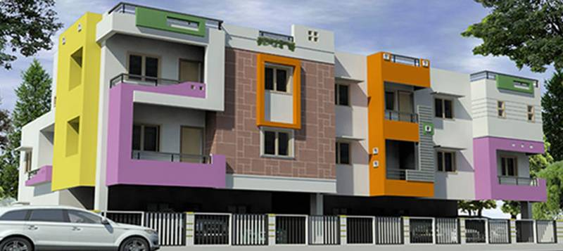 Images for Elevation of Rampon Infratech The Sapthagiri Garden