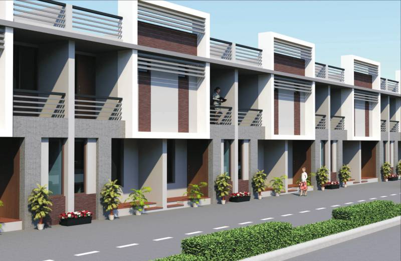 Images for Elevation of Rinkesh Satyam Bungalows