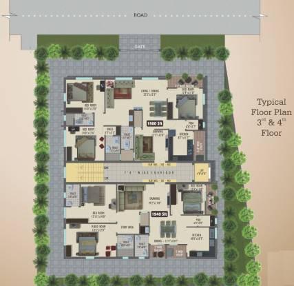 Images for Cluster Plan of Raam Riverstone Habitat