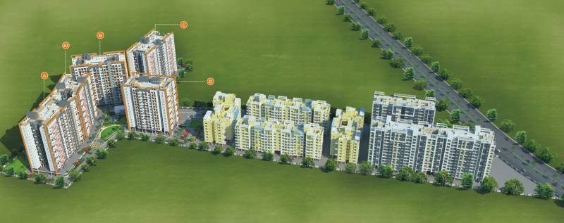 Images for Site Plan of Essen Aishwaryam Courtyard 2