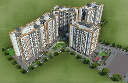 Images for Elevation of Essen Aishwaryam Courtyard 2