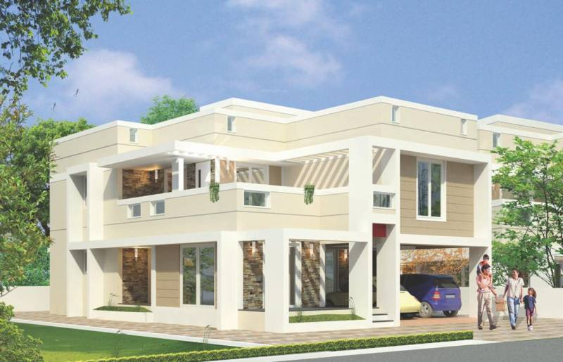 Images for Elevation of Si Bedford Enclave Villa