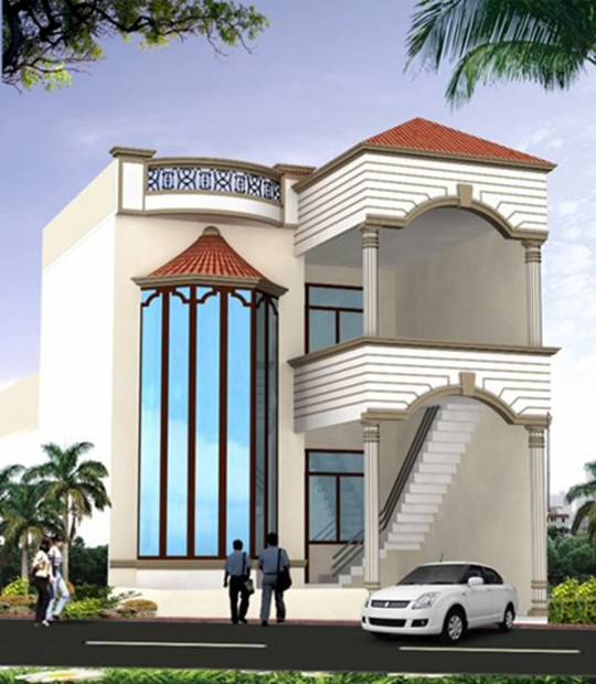 Images for Elevation of Swapnil Swapnil City