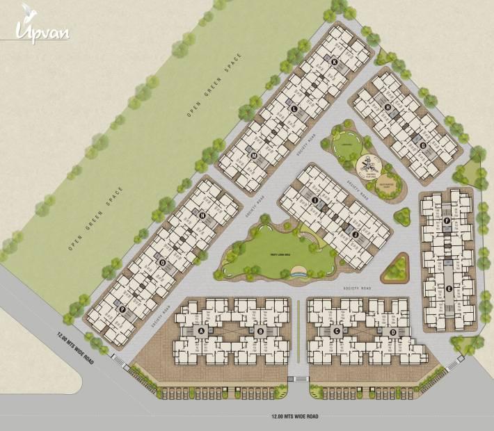Images for Site Plan of Sambhavnath Upvan