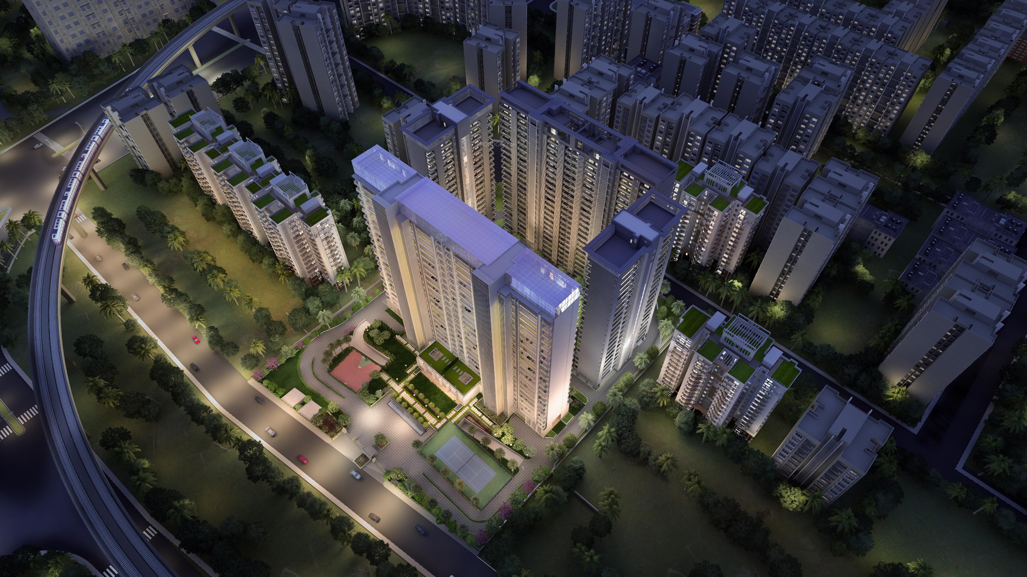 Suncity Platinum Towers In Sector 28 Gurgaon Price