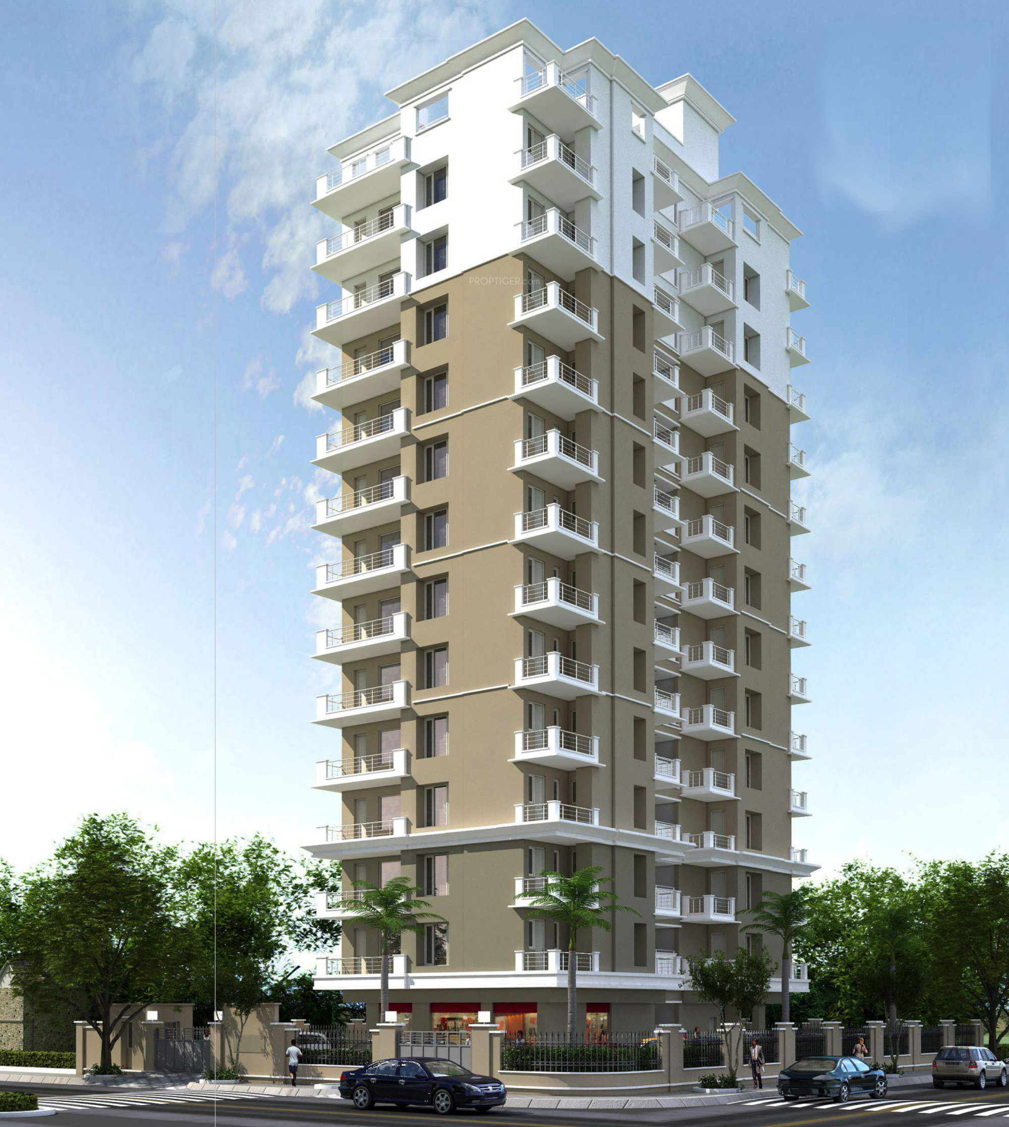 Appartment Reviews: Alliance Amrit Apartment In Jagatpura, Jaipur