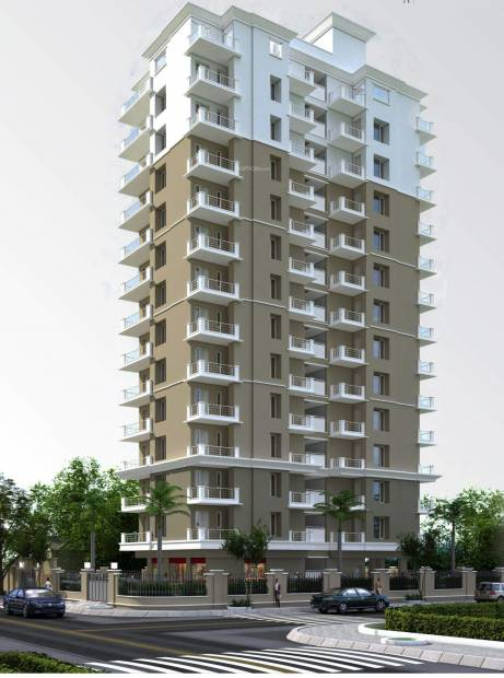 Images for Elevation of Alliance Amrit Apartment