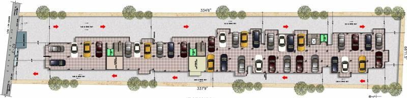 Images for Cluster Plan of JMM Celsia Apartments