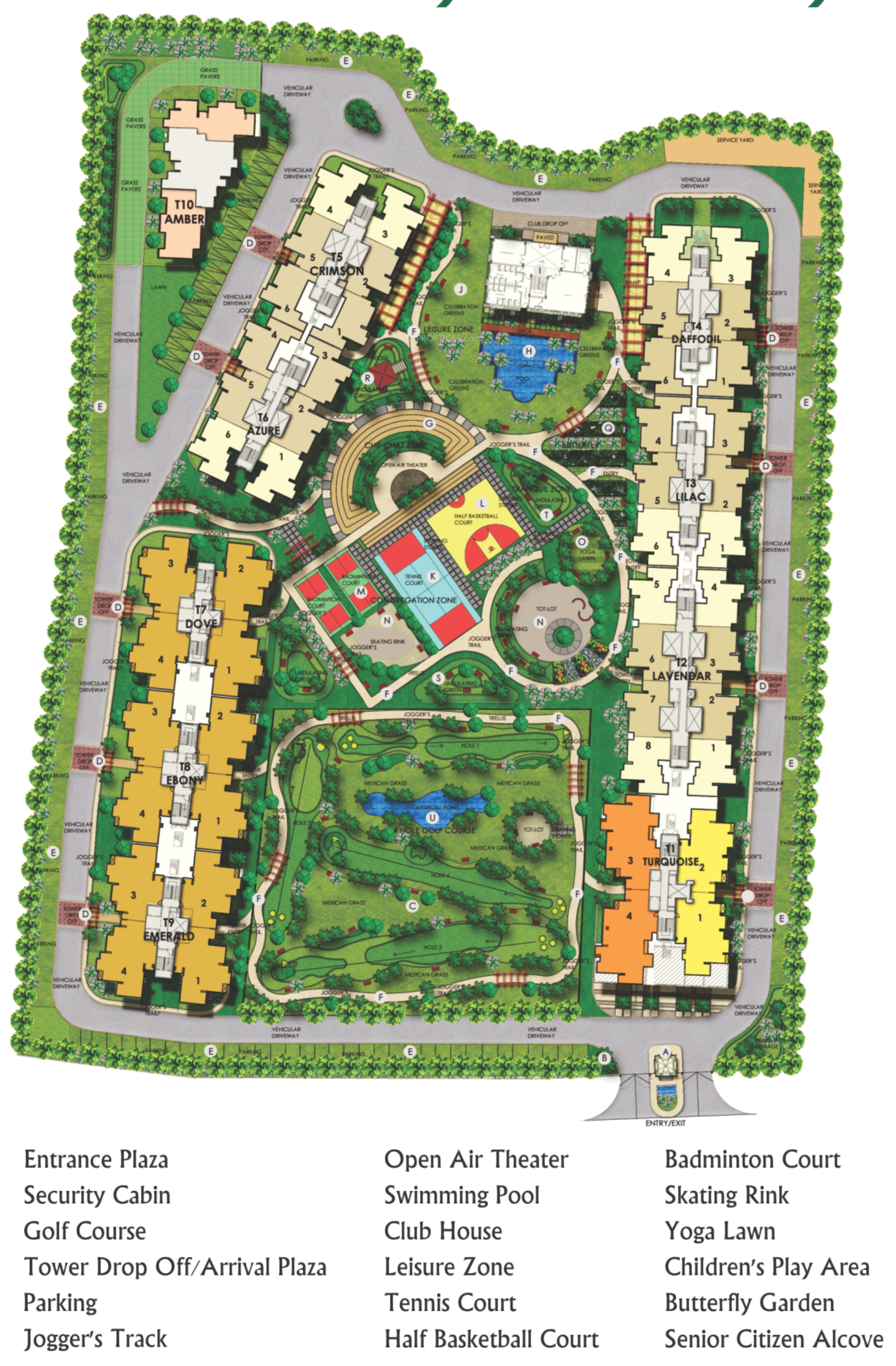 1200 Sq Ft 2 Bhk 2t Apartment For Sale In Mi Group Central
