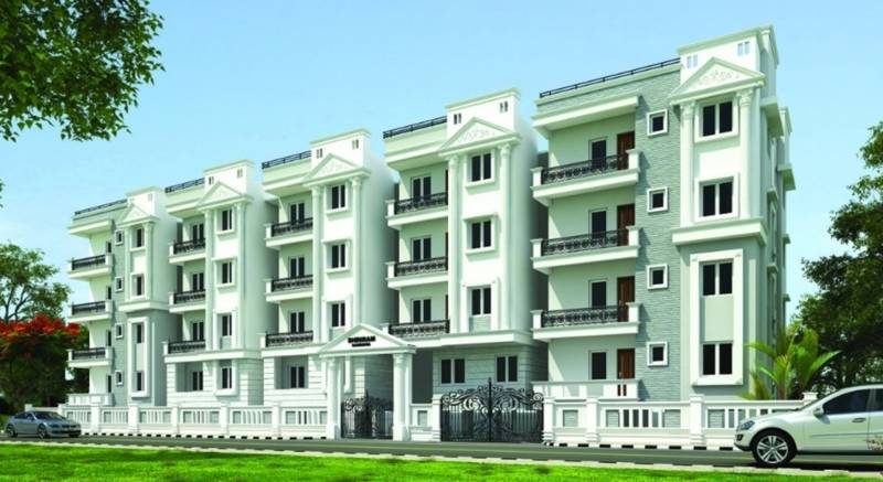 Images for Elevation of Shriram Gardenia