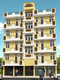 vip-apartment Elevation
