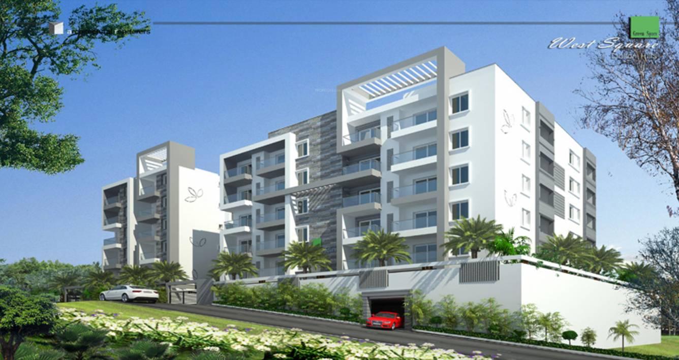 Green West Square in Manikonda, Hyderabad - Price ...