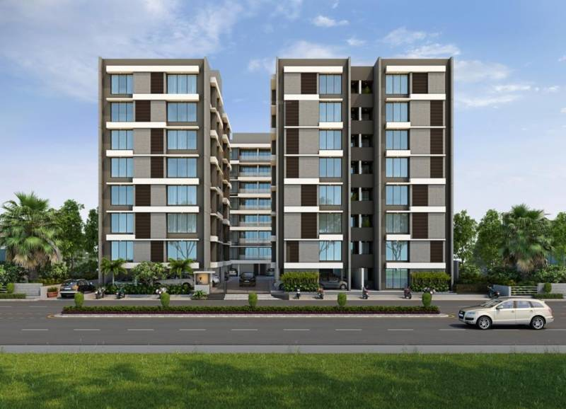 Images for Elevation of Shree Amthinath Developer LLP Ashray Heaven