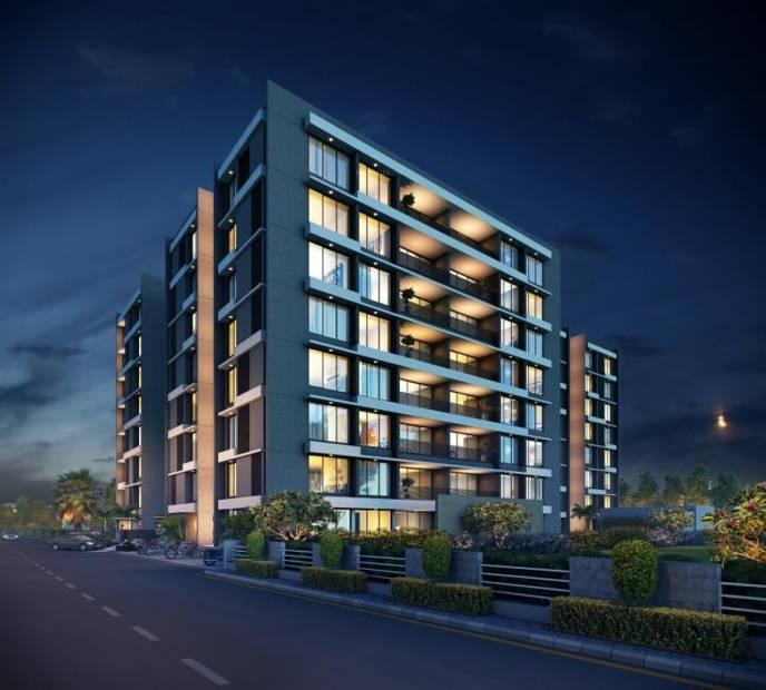 Images for Elevation of Shree Amthinath Developer LLP Ashray Heaven