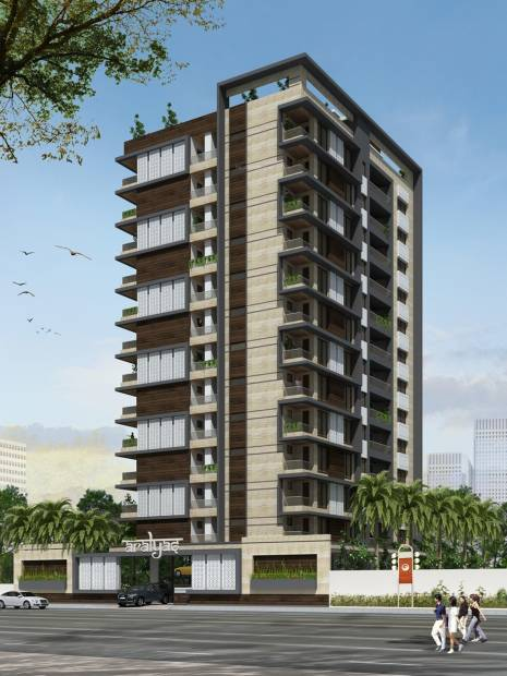 Images for Elevation of Ridhiraj Aralyas