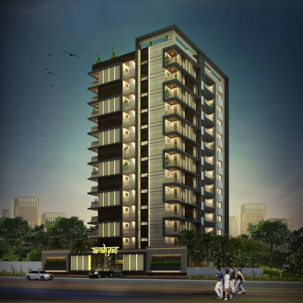 aralyas Images for Elevation of Ridhiraj Aralyas