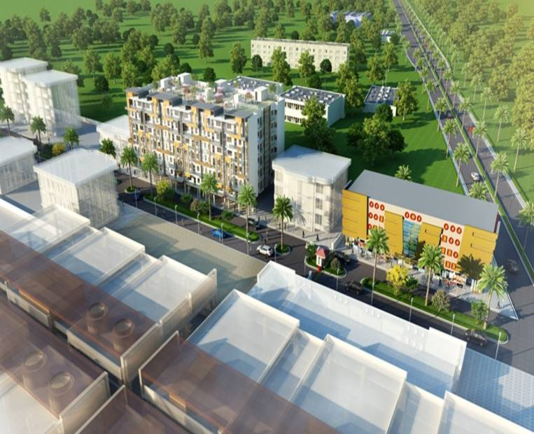 Images for Elevation of Realty Lavanya Homes