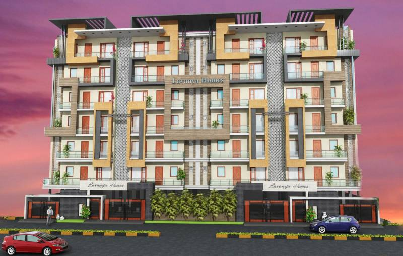 lavanya-homes Images for Elevation of Realty Lavanya Homes