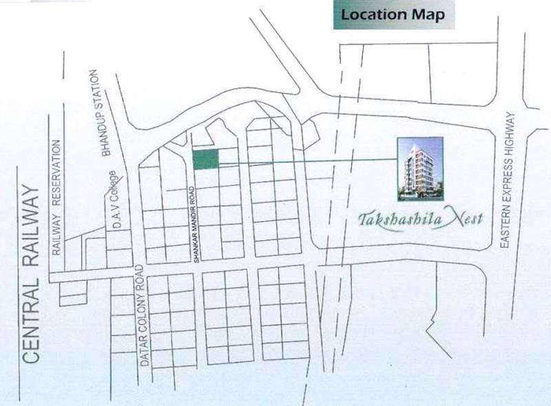 Images for Location Plan of KJ Group Takashshila Nest