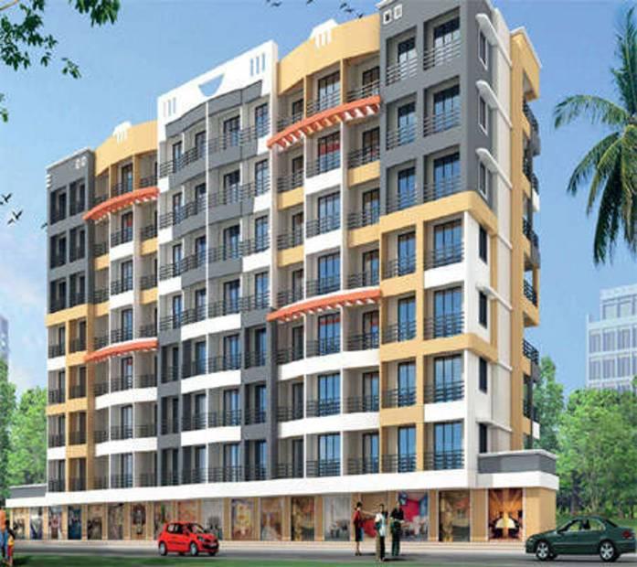 Images for Elevation of Parshwanath Realty Mumbai Indra Vihar