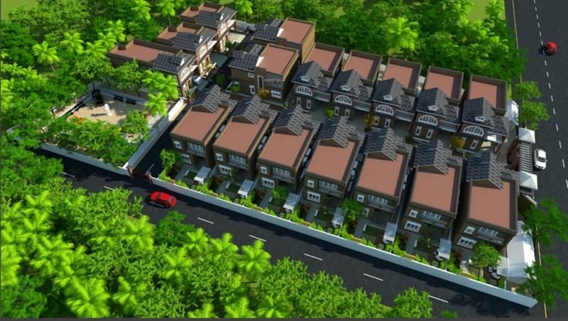 Images for Elevation of Sherna Sathyanand Enclave