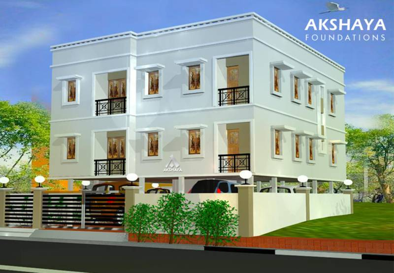 Images for Elevation of Akshaya Arya Arcade