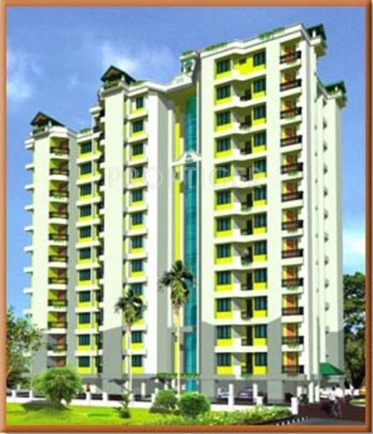 Images for Elevation of Nagpal Sapphire Heights