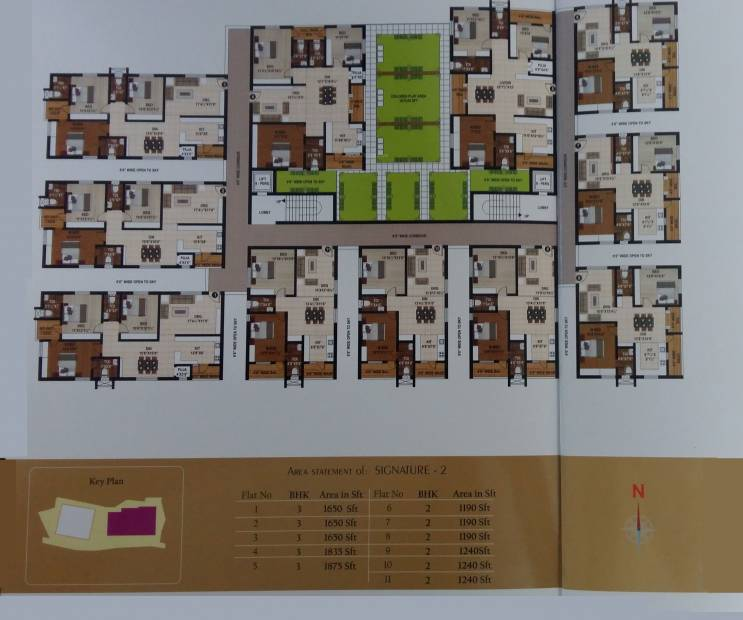 Images for Cluster Plan of Tirtha Signature 2