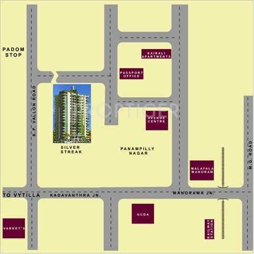 Images for Location Plan of Nagpal Silver Streak