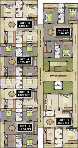Images for Cluster Plan of Anubhava Sai Brinda