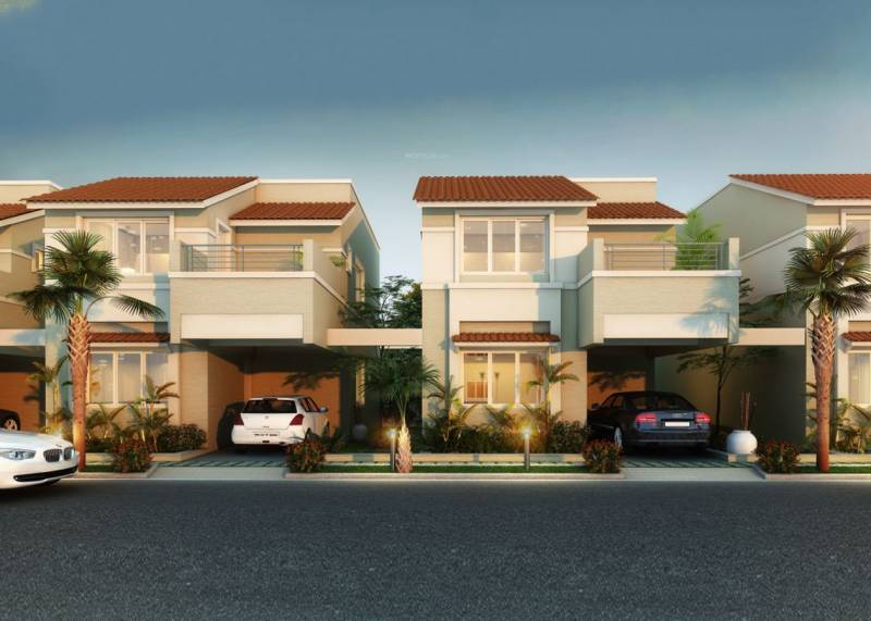 Images for Elevation of Casagrand Casa Aqua Villa