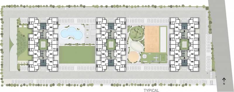 Images for Layout Plan of Shivalik Sharda Park View