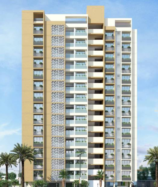 Images for Elevation of Kraft Ananta Apartment