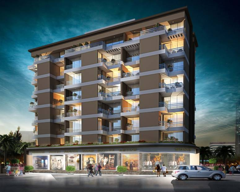 Images for Elevation of Saphire Oriel
