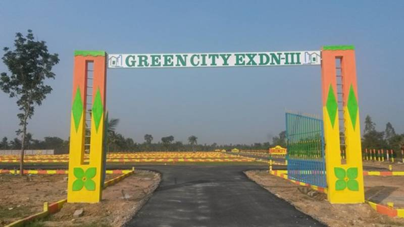 Images for Elevation of JHL Green City III Extension