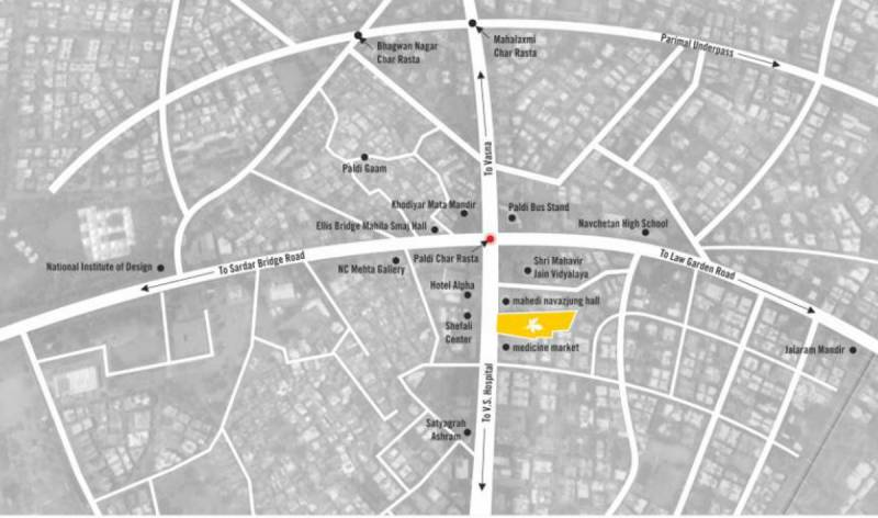 Images for Location Plan of Shubh Shubh Aashish