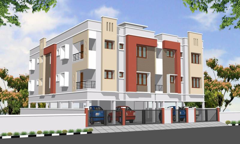 Images for Elevation of GV Adithi