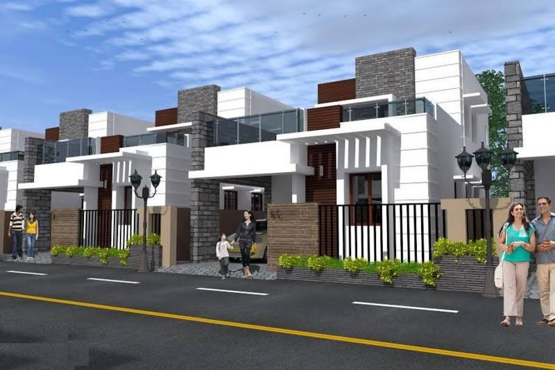 Images for Elevation of Vivega Akshatham