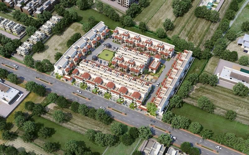 Images for Site Plan of Omnium Shri Shaligram Villa