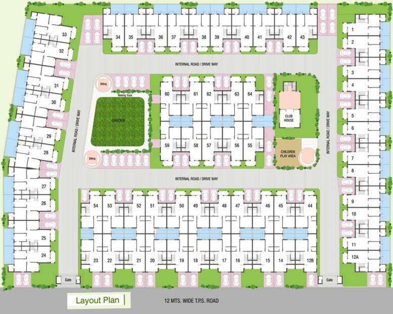 Images for Layout Plan of Omnium Shri Shaligram Villa